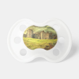 Carreg Cennen Castle .... Pacifier