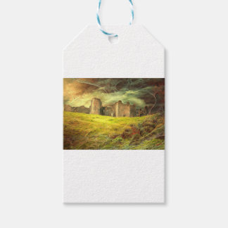 Carreg Cennen Castle .... Pack Of Gift Tags