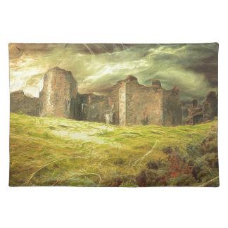 Carreg Cennen Castle .... Placemat