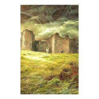 Carreg Cennen Castle .... Stationery
