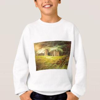 Carreg Cennen Castle .... Sweatshirt