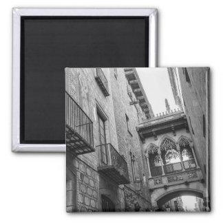 Carrer del Bisbe Magnet: Barcelona Square Magnet