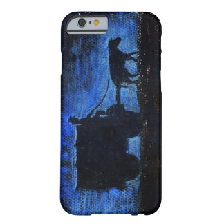 Carriage at dusk barely there iPhone 6 case