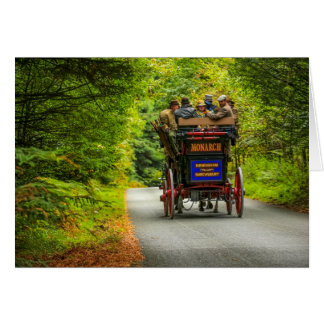 'Carriage' Card