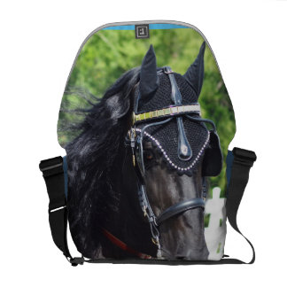 carriage driving horse show courier bags
