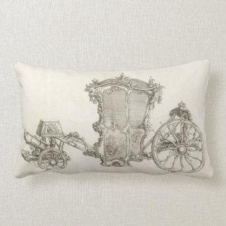 Carriage Lumbar Pillow