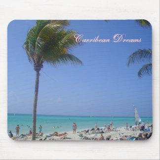 Carribean Dreams Mouse Pad
