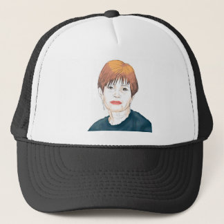 Carrie Fisher Trucker Hat