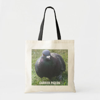 Carrier Pigeon Tote Bag
