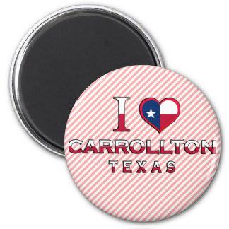Carrollton, Texas Magnet
