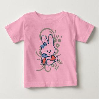 Carrot Bunny Baby Baby T-Shirt
