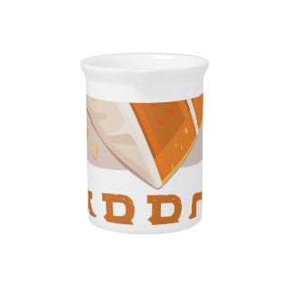 Carrot Cake Day - Appreciation Day Pitcher
