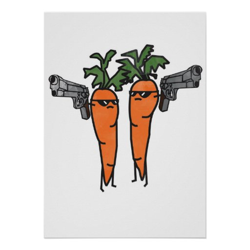 Carrot Fiction Poster