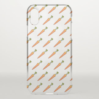 Carrot iPhone X Case