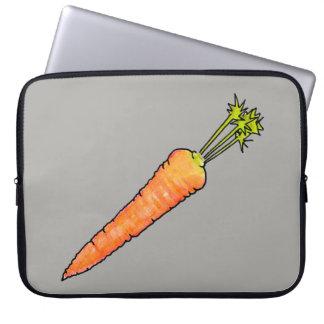 Carrot Laptop Sleeve