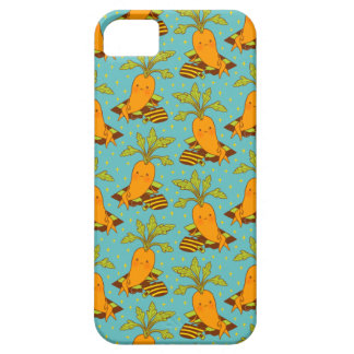 Carrot on Vacation-03 iPhone 5 Case