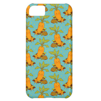 Carrot on Vacation-03 iPhone 5C Case