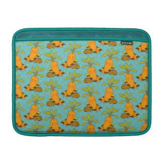 Carrot on Vacation-03 MacBook Sleeve