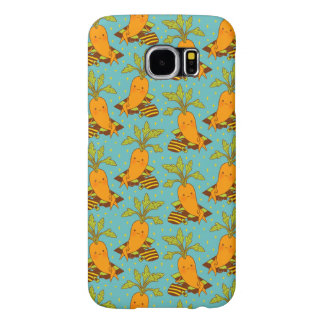 Carrot on Vacation-03 Samsung Galaxy S6 Cases