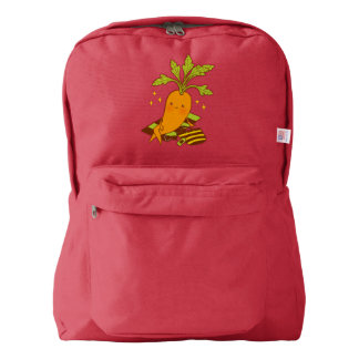 Carrot on Vacation Backpack