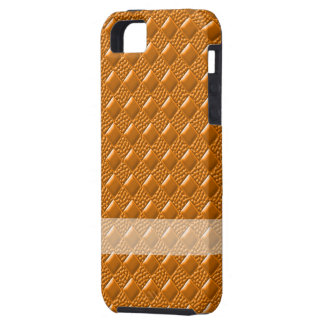 Carrot Orange iPhone 5 Case