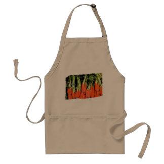 Carrots! (again) standard apron
