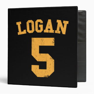 Carrousel Lastday de Logan 5 Classeur 3 Anneaux