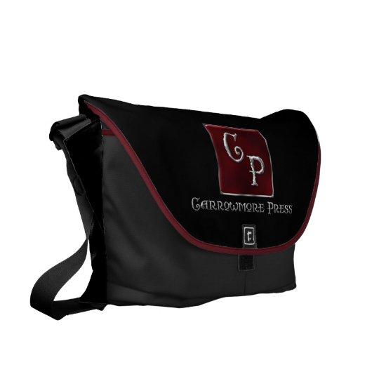 Carrowmore Press Messenger Bag