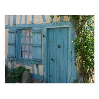 Carry and fenestrates - Door and Windows Postcard