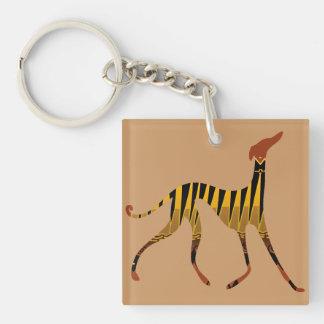 Carry key Azawakh sands Keychain