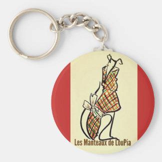 Carry key Greyhound rescue Keychain