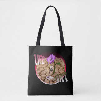 Carry your art supplies to the lake. Graphic Bag