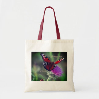 "Carrying bag ""butterfly """