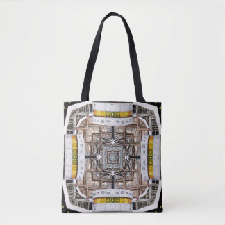 "Carrying bag ""Lucid Perception - time """