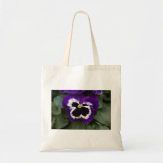 Carrying bag pansy