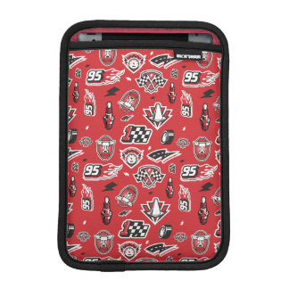 Cars 3 | 95 Lightning McQueen Speed Pattern iPad Mini Sleeve