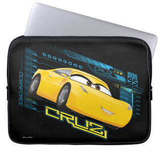 Cars 3 | Cruz Control Laptop Sleeve
