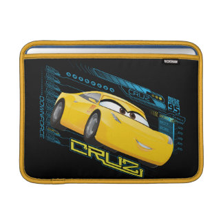 Cars 3 | Cruz Control Sleeve For MacBook Air