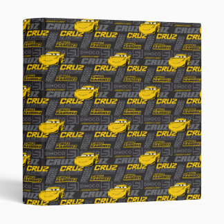 Cars 3 | Cruz Ramirez - Cruz to Victory Pattern Binder