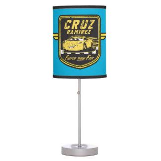 Cars 3 | Cruz Ramirez - Faster than Fast Desk Lamps