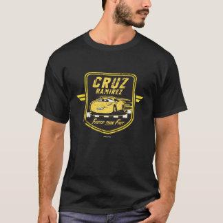 Cars 3 | Cruz Ramirez - Faster than Fast T-Shirt