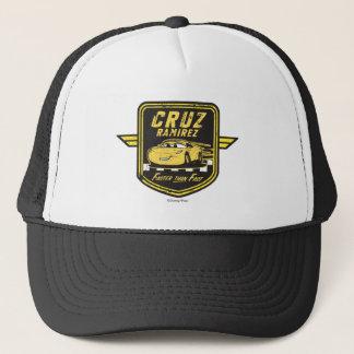 Cars 3 | Cruz Ramirez - Faster than Fast Trucker Hat