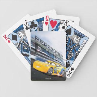 Cars 3 | Cruz Ramirez - Fearsomely Fast Poker Deck