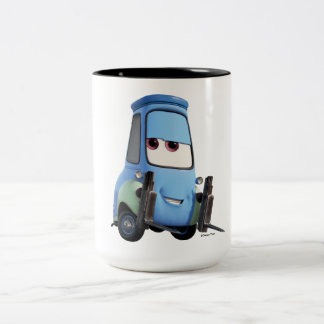 Cars 3 | Guido Two-Tone Coffee Mug