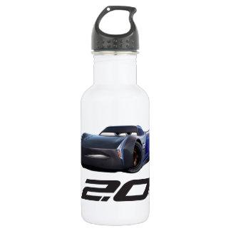 Cars 3 | Jackson Storm - Storm 2.0 532 Ml Water Bottle