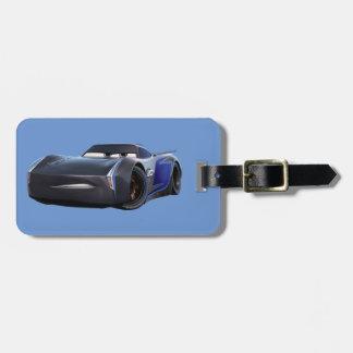 Cars 3 | Jackson Storm - Storm 2.0 Luggage Tag