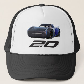 Cars 3 | Jackson Storm - Storm 2.0 Trucker Hat