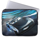 Cars 3 | Jackson Storm - Storming Through Laptop Sleeve
