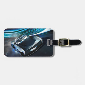 Cars 3 | Jackson Storm - Storming Through Luggage Tag