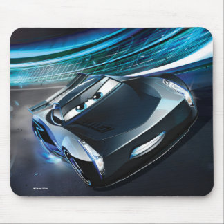 Cars 3 | Jackson Storm - Storming Through Mouse Pad